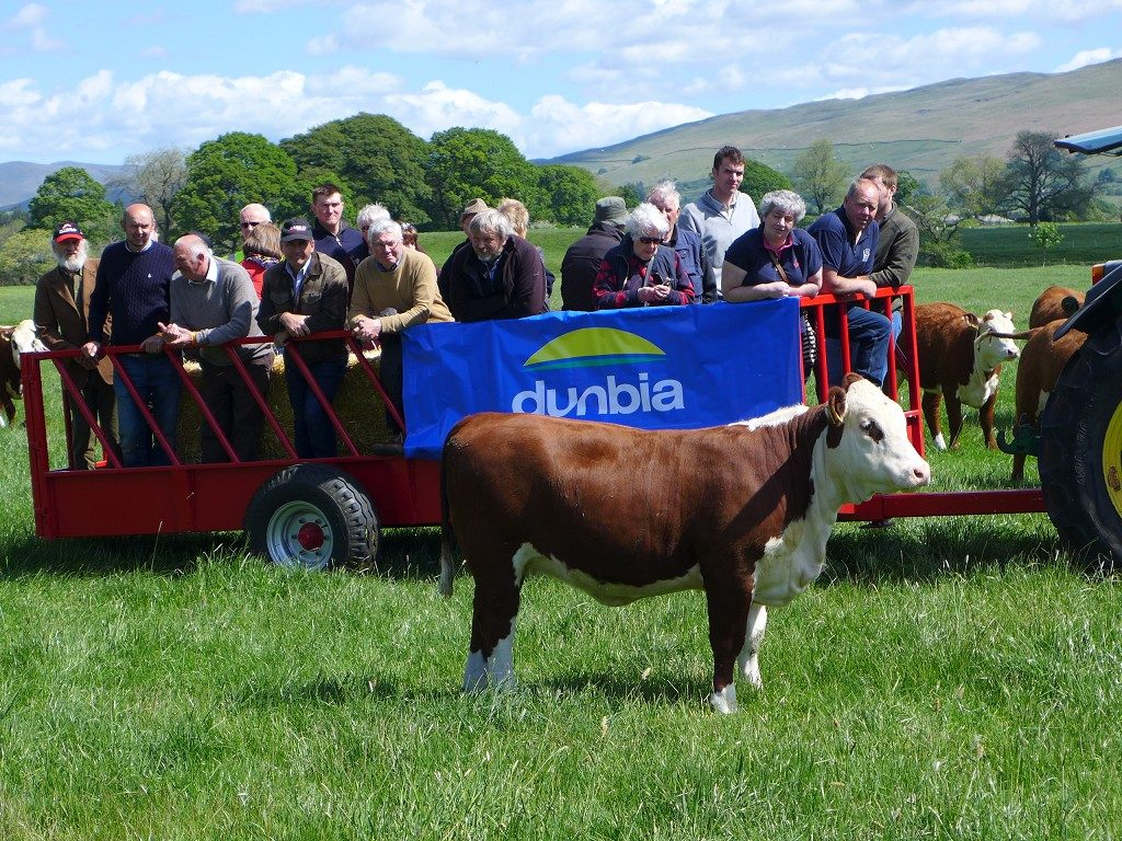 Cumbria Farm Tour 2019